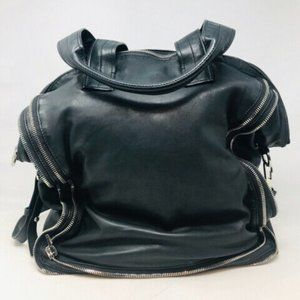 Alexander Wang Black Leather Bag 2400-643-12119